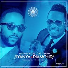 diamond platnumz new music iyanya featuring diamond platnumz u2013 nakupenda i love