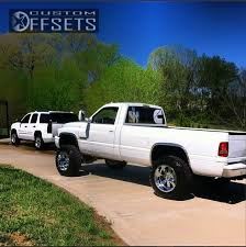 dodge ram moto metal wheels 1998 dodge ram 2500 moto metal mo962 suspension lift 4in