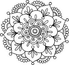 Simple Lotus Flower Drawing - like the lotus we may be mandala photojournalism and lotus flower