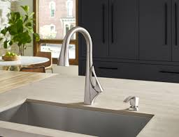pfister faucets kitchen pfister react touch free faucet pfister faucets kitchen bath