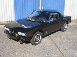 peugeot 504 coupe 1982 peugeot 504 2l cabriolet chapron hard top classic driver