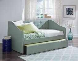White House Furniture Bhiwandi Lge 98650 Blue Daybed Open Jpg