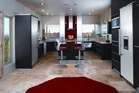 apartment elegant contemporary modern kitchen design modern