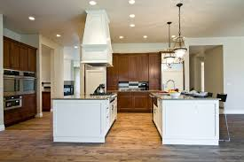 kitchen with two islands spacious kitchen designs with two islands the home design
