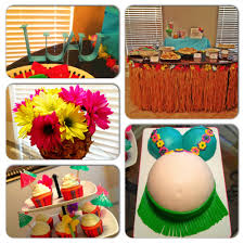 sandra this is totally cute and perfect for summer luau baby