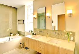 square bathroom wall sconces homey gallery pleasing for bathrooms