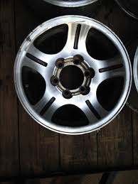lexus lx450 wheels for sale ga 5 five lx450 wheels w lug nuts 16 x 8 atlanta