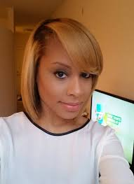 short pressed hairstyles short hairstyles and cuts short silk pressed look