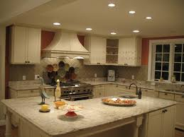recessed lighting for kitchen kitchen recessed lighting spacing from wall how fascinating