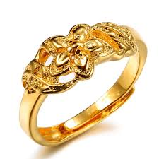top gold rings images Gold wedding ring on finger hd opk jewelry top quality wedding jpg