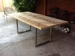 11 Diy Dining Tables To Dine In Style Diy Dining Table Diy Wood by Diy Minimalist Dining Table Amber Interiors Butcher Blocks