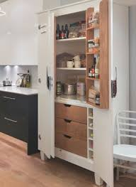 Kitchen Utility Cabinet by Freestanding Pantry Cabinet For Kitchen Voluptuo Us