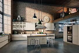 Snaidero Kitchens Design Ideas Enjoyable Design Ideas Urban Kitchens Kitchen For Lofts 3 From