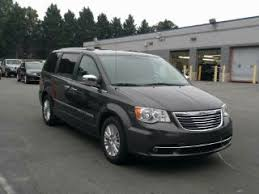used chrysler town and country for sale carmax