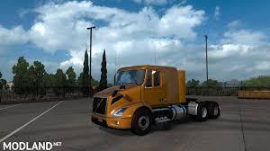 volvo vnl 780 blue truck farming simulator 2017 2015 15 17 volvo vnr 2018 1 28 1 29 mod for american truck simulator ats