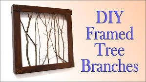 100 wood branches home decor tree branches large black art