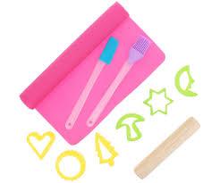 kit de cuisine enfant coffret kit dinette cuisine cookies jouet enfant véritable chef