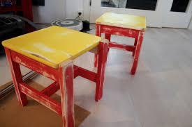 Ikea Step Stool Kid Kritter Kid Chairs Turns Into A Shelf Ikea Hackers Ikea Hackers