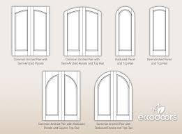 Arch Doors Interior Custom Paint Grade Interior Doors By Doors For Builders Inc