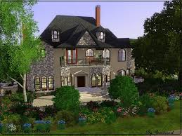 english mansion floor plans mod the sims rockstar retrait french mansion