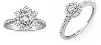 beautiful jewelry rings images Beautiful white gold engagement rings jpg