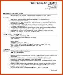 radiologic technologist resume skills 8 9 radiologic technologist resume resumetem