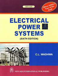 electrical power systems 6th edition buy electrical power