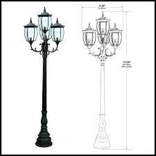 Residential Outdoor Light Poles Outdoor Light Posts Residential Back To Post Outdoor Pole Lights