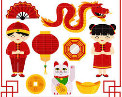 New Year Decorations Ireland by Chinese New Year Etsy