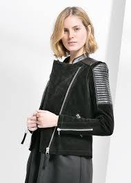 cheap moto jacket mixed leather biker jacket leather biker jackets leather and