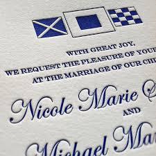 nautical wedding invitations 27 sea worthy nautical wedding invitations mospens studio custom
