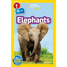 national geographic readers elephants national geographic store