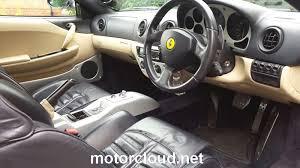 Ferrari 360 Interior Meeting Heroes U0027ferrari U0027 And Bret Hart U2013 Motorcloud