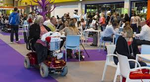 crafts for christmas birmingham nec massagical