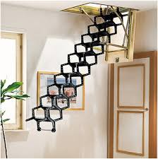 Retractable Stairs Design Retractable Stairs Cool Retractable Staircase Designed For Easy