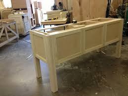 Making Kitchen Cabinet by Mdf Cabinet Making Bar Cabinet
