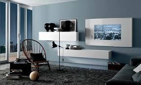 Dark Blue Gray Bedroom Amusing Blue Living Room With Modern Interior Photos Blue And Grey