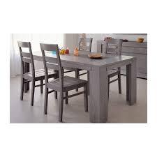 ensemble table chaises ensemble table et chaise intérieur déco