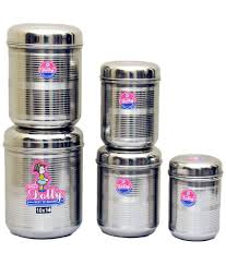 metal canisters kitchen kitchen canister sets stainless steel photogiraffe me