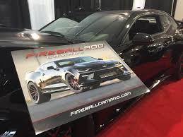 camaro black friday fireball 900 first 900 horsepower camaro available at dealers