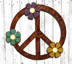 peace sign decorations for bedrooms peace sign wall art peace sign decor gypsy wedding gypsy boho