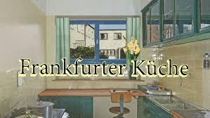 cuisine de francfort l architecture la cuisine de francfort karambolage