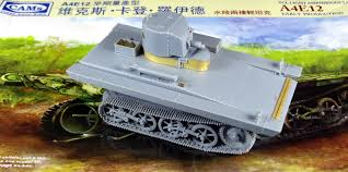 amphibious tank the modelling news review paul builds cam models new a4e12