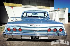 Picture Of Chevy Impala 1962 Chevrolet Impala Lowrider Magazine