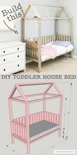 Twin Beds For Girls Best 25 Diy Toddler Bed Ideas On Pinterest Toddler Bed Toddler