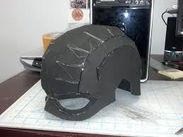 foam helmet template gallery templates design ideas