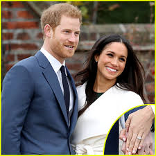 diana engagement ring meghan markle s engagement ring features princess diana s diamonds