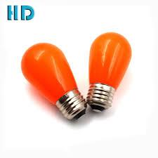 opaque orange outdoor string lights edison s14 vintage edison