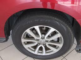 nissan pathfinder tire size 2014 used nissan pathfinder 2wd 4dr sv at landers chevrolet