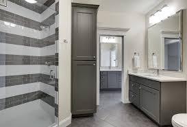 Gray Bathroom Cabinets Mega Greige Kitchen Cabinets Oropendolaperu Org